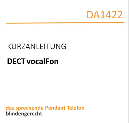 vocalFon get started